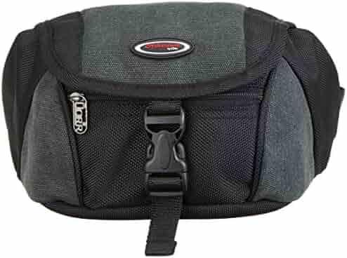 Photo Camera Waist Bag/Mini Waist in Set with 8GB SD Card