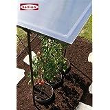 bellissa Tomaten und Pflanzendach Basisbausatz 78 x 118 cm 120 -200 cm 90450