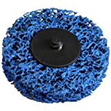 Astro Pneumatic Tool 22611 1pc 3-Inch Blue Woven Strip Disc