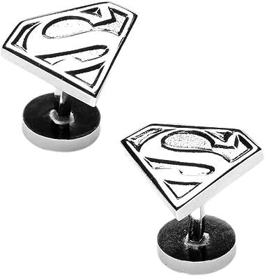 Superman Gemelos DC Silver Shield de DC Comics: Amazon.es: Joyería