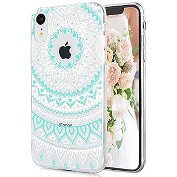 Amazon.com: iPhone XR Case Cute Lace Paisley Flowers