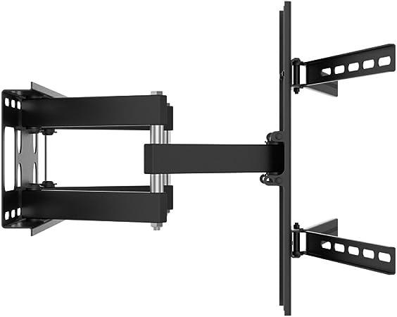 Liutao Soporte para televisor Curvo / (32-65 Pulgadas) con Soporte Soporte Giratorio para televisor Curvo (Color : Black, tamaño : 43 * 63cm): Amazon.es: Hogar