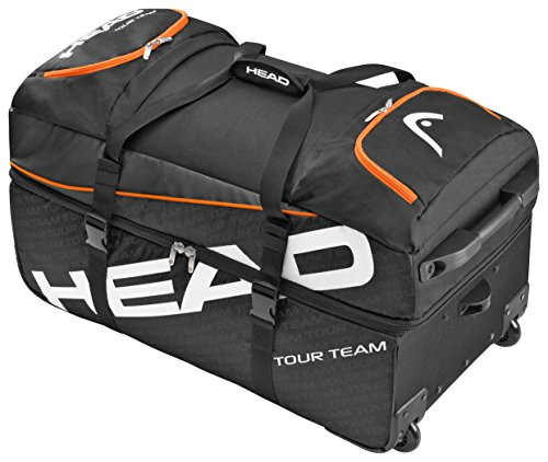 Head Tour Team Travel Bag, Schwarz/Grau