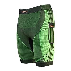Wong Sport 24203 Verde | Mallas Cortas Unisex