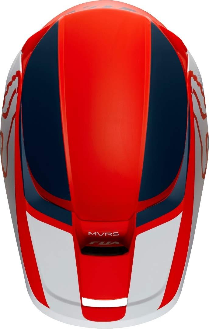 Fox Helmet V-1 Przm Navy//Red L