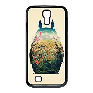 Samsung Galaxy S4 9500 Cell Phone Case Black My Neighbour Totoro D2288701