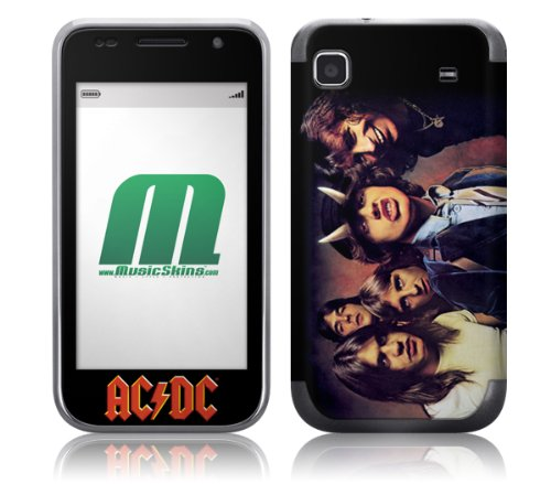 MusicSkins Zing Revolution MS-ACDC10275 AC/DC - Highway t...