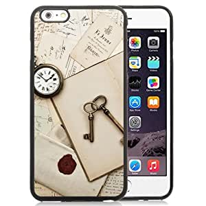 New Beautiful Custom Designed Cover Case For iPhone 6 Plus 5.5 Inch With Vintage Staff Phone Case