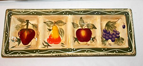Grape Serving Tray (New 18