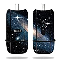 DaVinci Ascent Vaporizer Vape E-Cig Mod Box Vinyl DECAL STICKER Skin Wrap / Cosmic Stars Nebula Milky Way Galaxy Printed Design