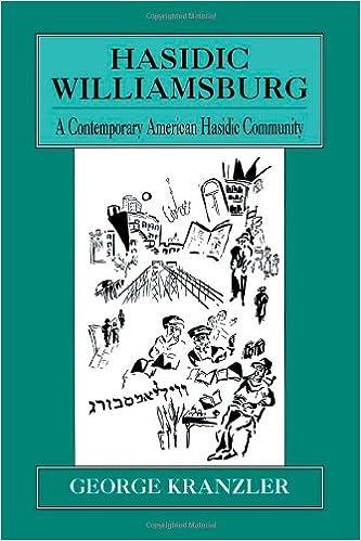 Amazon.com: Hasidic Williamsburg: A Contemporary American ...