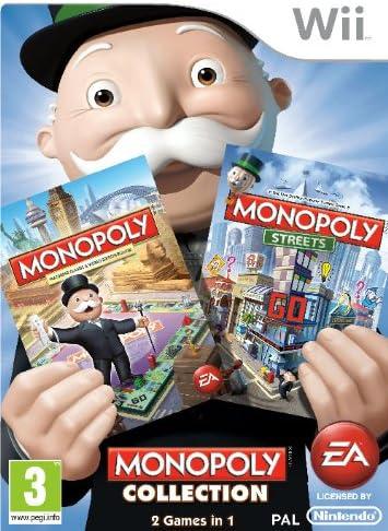 Monopoly Collection (Wii) [Importación inglesa]: Amazon.es: Videojuegos