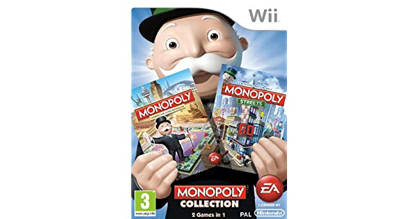 Monopoly Collection (Wii) [Importación inglesa]: Amazon.es: Videojuegos
