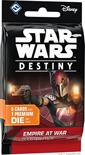 - FFG Star Wars Destiny: Empire at War Booster Display