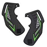 Dye i5 Paintball Mask Ear Piece Lime Pair
