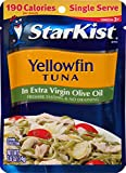 Kyпить StarKist Yellowfin Tuna in Extra Virgin Olive Oil, 2.6 Ounce (Pack of 24) на Amazon.com
