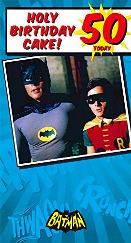 Danilo dc comics batman 50th birthday birthday card bm058 danilo dc comics batman 50th birthday birthday card bm058 bookmarktalkfo Gallery