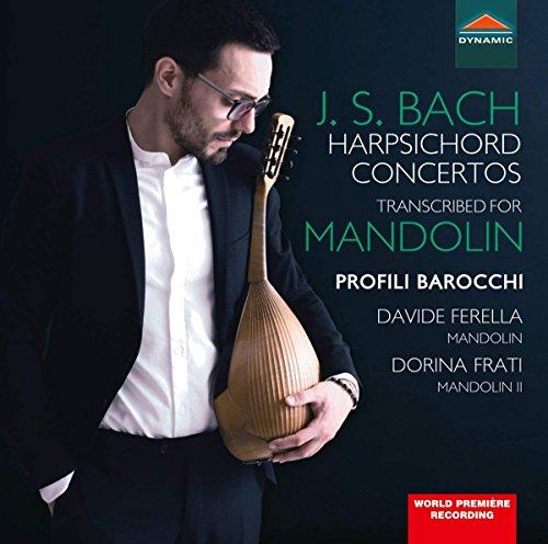 Harpsichord Concertos Transcribed for Mandolin
