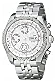 Breitling Men's A1336512-A736 Analog Display Swiss Automatic Silver Watch