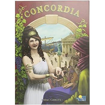 Rio Grande Games Concordia Game