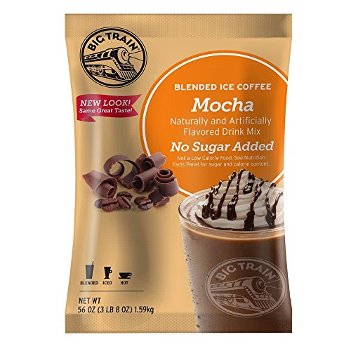 Big Train No Sugar Added Mocha 3.5 lb bulk ()
