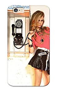 Iphone 6 Case - Tpu Case Protective For Iphone 6- Cara Delevingne Case For Thanksgiving's Gift