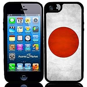 IP6 Japan Japanese Grunge Flag Iphone 6 Case Cover