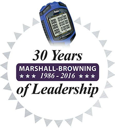 Marshall Browning International Corp. Robic SC 512 Handheld Countdown Timer