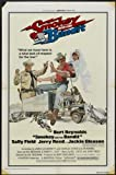 HSE Smokey and the Bandit Movie Poster Burt Reynolds