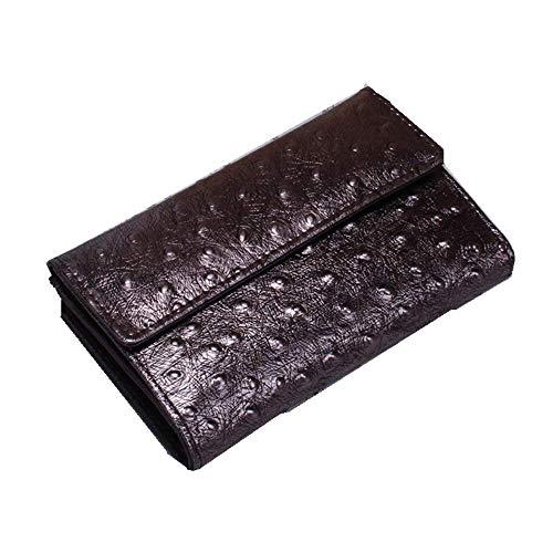 Di Europeo Cinese Bronze Per Modello Portafogli Derma Color Coccodrillo Portafoglio Nero A Borsa Donna Con E fpqw4xd