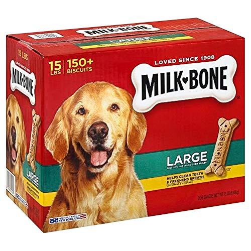 Milk-Bone Large Dog Biscuits, ()
