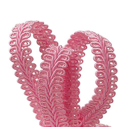 - Light Pink Gimp Braid Trim 5/8