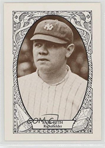 Babe Ruth (Baseball Card) 1980 TCMA American Sports Card ...