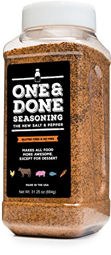 One & Done, All-Purpose Seasoning, 32 Ounces