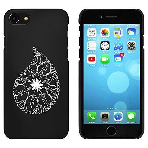 Noir 'Motif Cachemire' étui / housse pour iPhone 7 (MC00070283)