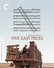 Five Easy Pieces [Blu-ray] [2020] –…