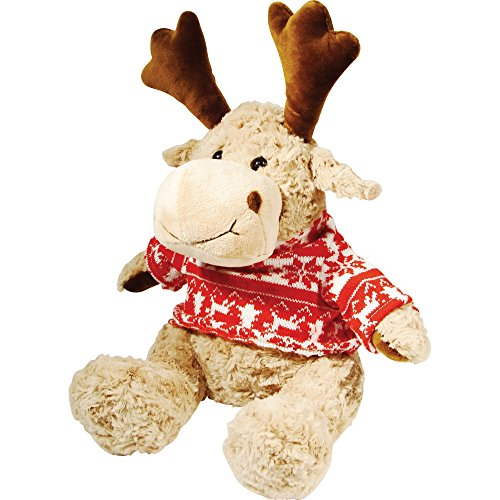 The Costume Ralph Reindeer (Christmas Shop Ralph The Christmas Reindeer Plush Toy (One Size))