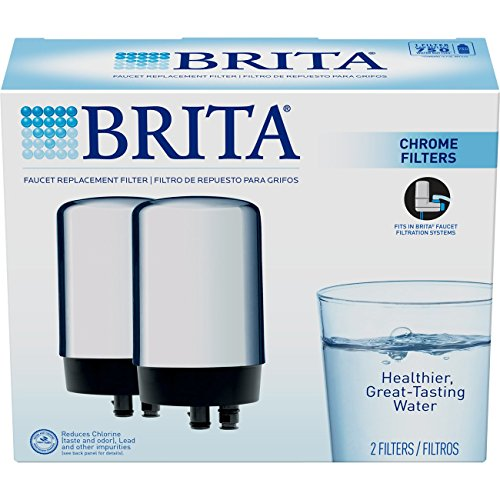Brita On Tap Faucet Water Filter System Replacement