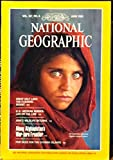 img - for National Geographic Magazine: June, 1985 - The 80's book / textbook / text book