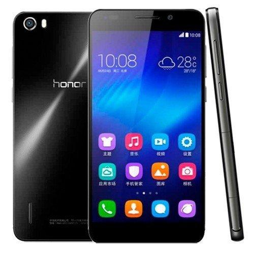 Huawei Honor 6 Black 5.0 inch Android 4.4 IPS Screen Smart Phone Kirin 920 8 Core 1.3GHz RAM 3GB 16GB GSM Network Micro SIM