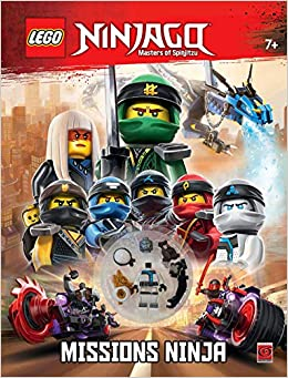 LEGO NINJAGO MISSIONS NINJA (TOURNON LEGO): Amazon.es ...