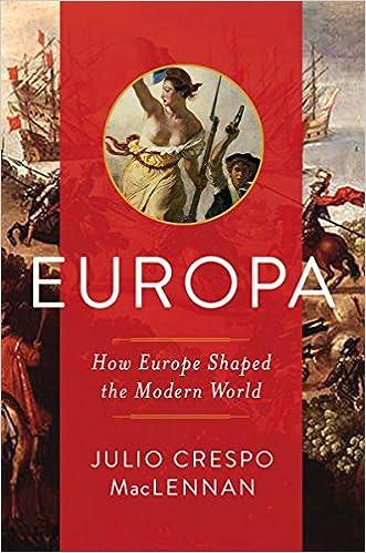 Europa: How Europe Shaped the Modern World