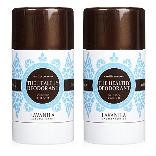 Lavanila The Healthy Deodorant Vanilla Coconut 2oz (2 ()