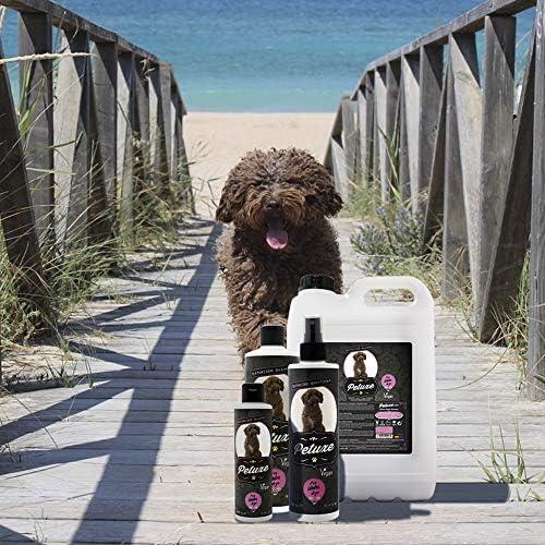 Petuxe Vegan shampoo voor honden en katten. Textuur waterhond shampoo voor huisdieren., 5000 ml