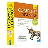 Complete Spanish Beginner to Intermediate Course: Learn to read, write, speak and understand a new language