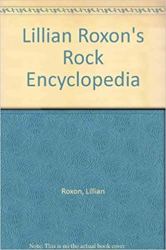 Lillian roxons rock encyclopedia lillian roxon naha lillian roxons rock encyclopedia lillian roxon naha 9780448145716 amazon books fandeluxe Choice Image