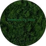 50 Gram Grams 1.76 Ounces GREEN MATTE CHROMIUM HYDROXIDE DIOXIDE Art Craft Paint Powder Pigment Color