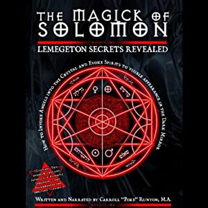 The Magick of Solomon Audiobook