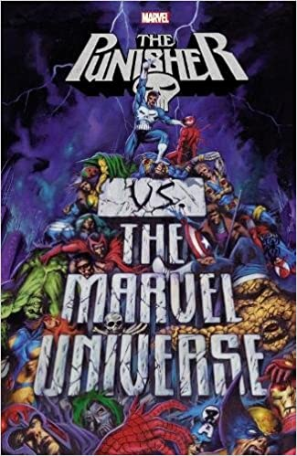 amazon punisher vs the marvel universe garth ennis len wein