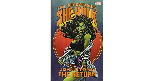 Amazon.com: Sensational She-Hulk by John Byrne: The Return ...